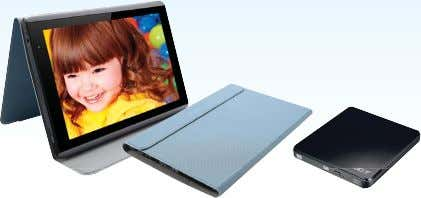 to enhance daily computing and make life simpler. External Hard Disk Drive AH052S • USB2.0 •