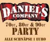 (bis 21 Uhr) 20.00 Slut Club Cheap and sexy wednesday. 21.00 Daniel's 70er, 80er, 90er- Party.