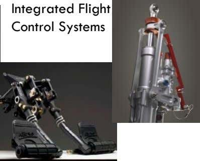 Integrated Flight Control Systems