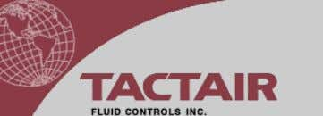 TACTAIR PROPRIETARY AND CONFIDENTIAL www.tactair.com
