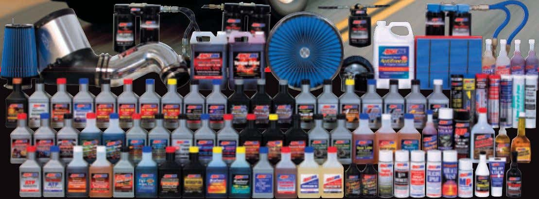 Filters Fuel Fuel Additives Additives Appearance Appearance Products Products Photo courtesy of General Motors.