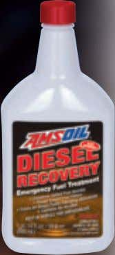 Fluid Extraction Pump (G2576) 16 Diesel Recovery (DRC) Quickly and effectively dissolves the wax crystals
