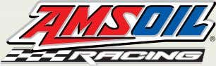 shell, stainless steel inner shell and spill proof lid. AMSOIL RACING DECALS Full color AMSOIL race