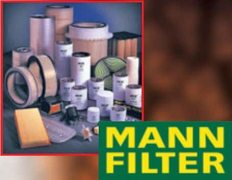 ® is a registered trademark of Donaldson Company Inc. These filters are manufactured by Donaldson for