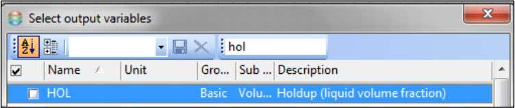 "can type ""holdup"" and check the box next to HOL below. Note that you do not"