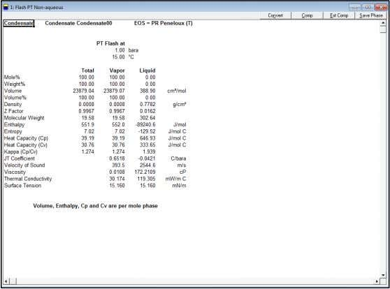 formulae. For example: =[Select Cell A]+[Select Cell B] Finally, you will generate an OLGA fluid property