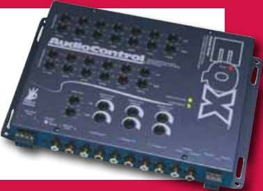 AudioControl ® Active, High Voltage OEM Line Converter If you like the LC2i, you'll love the