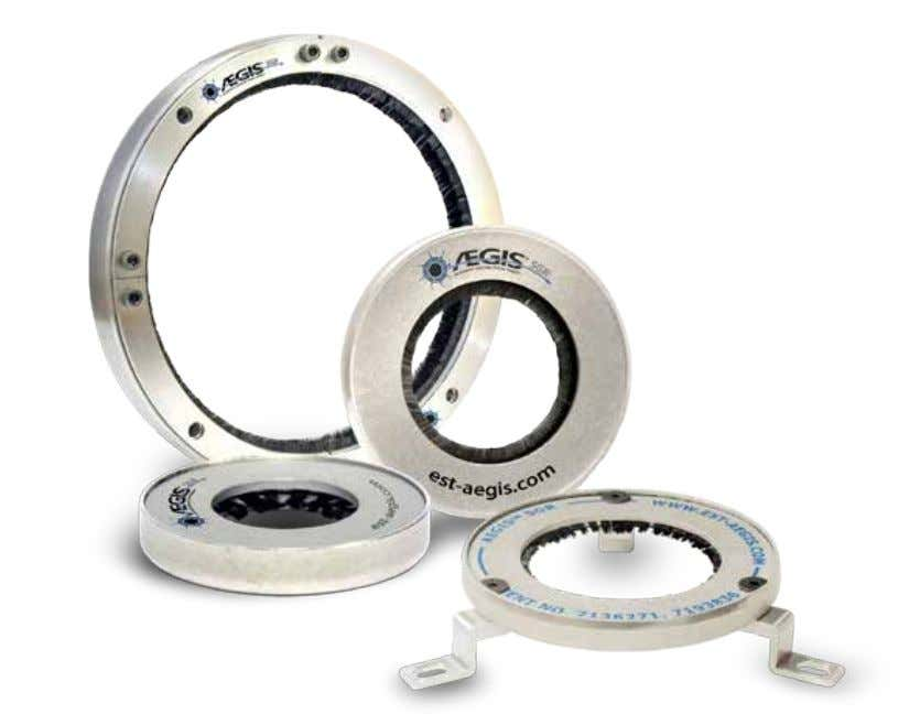 RING AEGIS® Shaft Grounding Ring Parts List Catalog 2013 Refer to the AEGIS® Shaft Grounding Ring