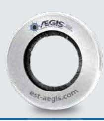 AEGIS® Bearing Protection Ring uses Revolutionary Nanogap Technology • Unique contact/non-contact design • 360