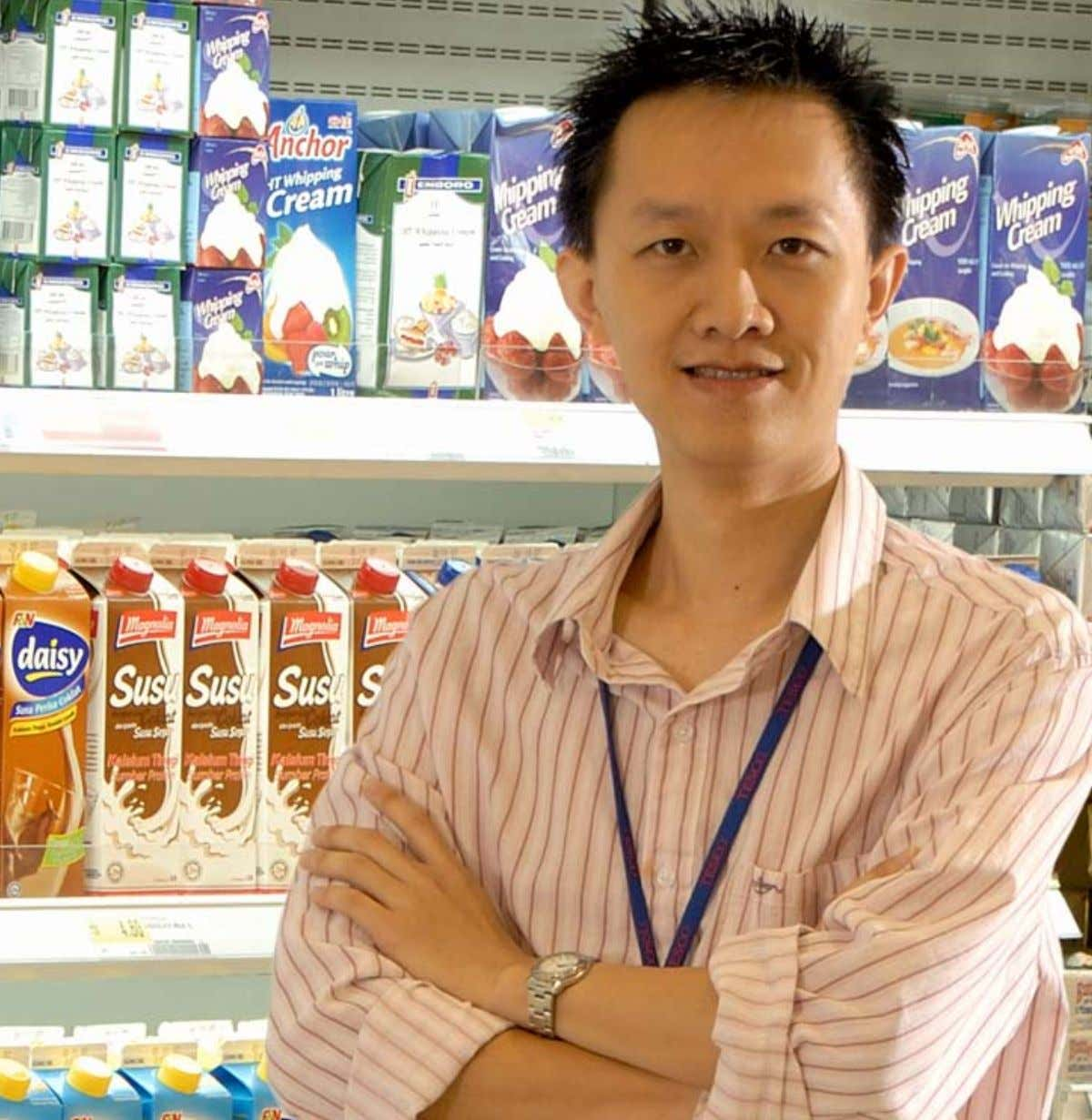 Case study Yew Kai Chong, ACMA Site Research Country Manager Tesco Malaysia