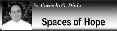 Fr. Carmelo O. Diola Spaces of Hope