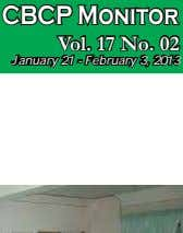 Monitor Vol. 17 No. 02 January 21 - February 3, 2013 ECY notes decline in WYD