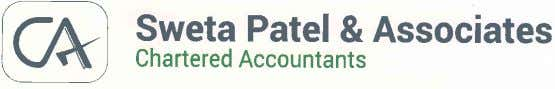 @ Sweta Patel & Associates Chartered Accountants