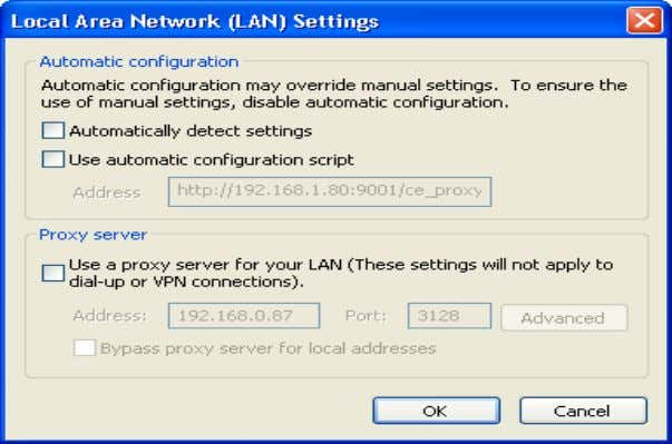 Via DHCP DHCP Option 252  Via Wpad Server BRKSEC-2101 © 2012 Cisco and/or its affiliates.
