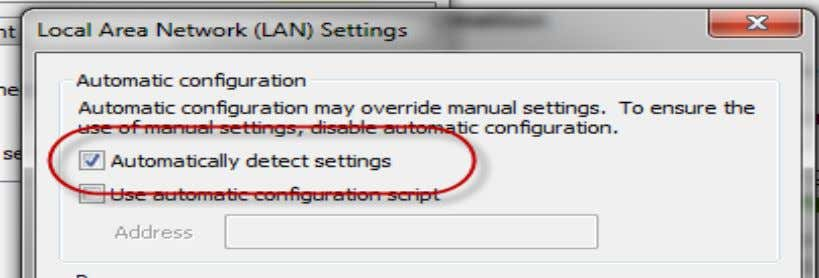 "Settings"" creates a lookup on a server called ""wpad"" BRKSEC-2101 © 2012 Cisco and/or its affiliates."