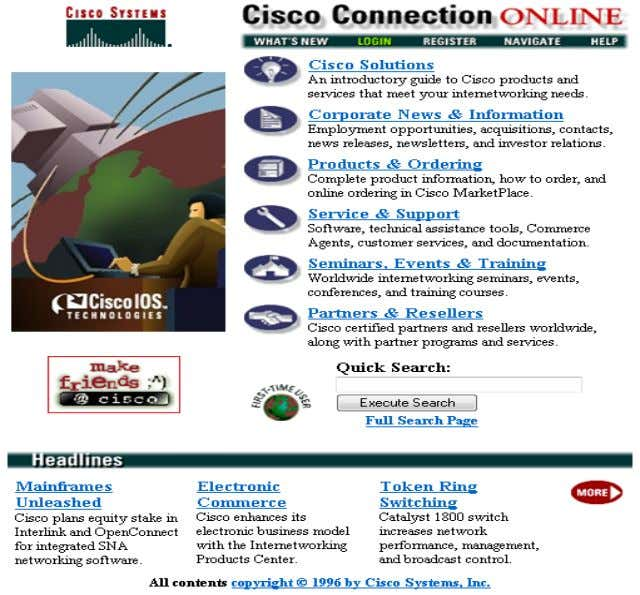 BRKSEC-2101 © 2012 Cisco and/or its affiliates. All rights reserved. Cisco Public 1996 6