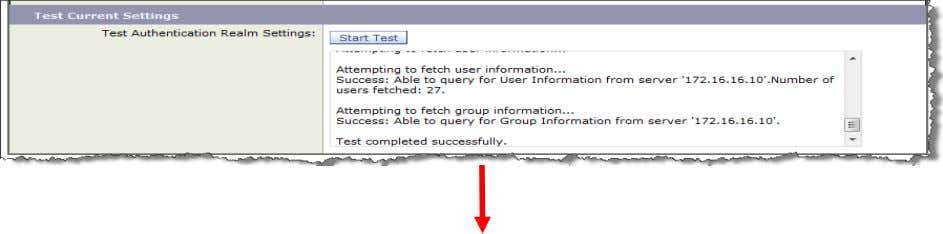 After defining the query, check result! For Your Reference BRKSEC-2101 © 2012 Cisco and/or its affiliates.