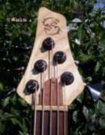 No info or website available. ARCIS Chile, custom basses made by Mauricio Arcis. http://www.ashguitars.com.ar 2