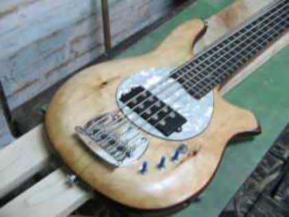 guitars and basses made by Gustavo Gonzalo in Buenos Aires. http://www.ggcustomguitars.com.ar/ GIANNINI Brazil, founded