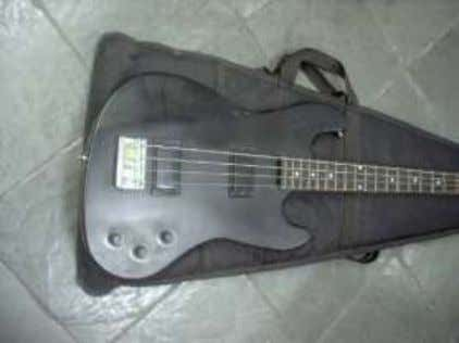 basses, some with a distinct scratchplate and pickup cover . JONAS CALDAS Brazil, maker of acoustic
