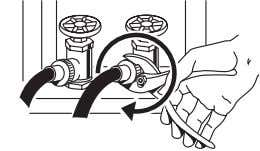 tighten the couplings with an additional two-thirds turn. Tighten the couplings with an additional two-thirds turn.