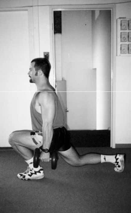 Keoght et al, Lower-Body Resistance Training: Increasing Functional Performance with Lunges, J Strength Cond, 21