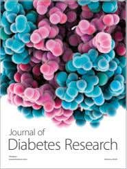 Journal of Diabetes Research Hindawi www.hindawi.com Volume 2018