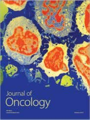 Journal of Oncology Hindawi www.hindawi.com Volume 2013