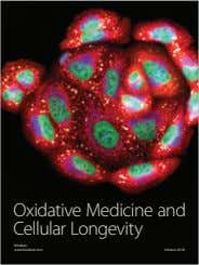 Oxidative Medicine and Cellular Longevity Hindawi www.hindawi.com Volume 2018