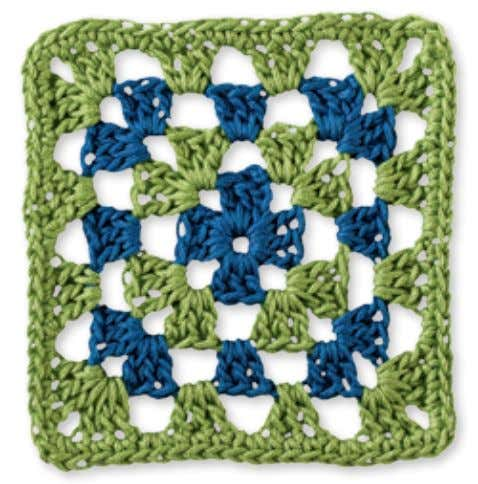 chart on page 142 if you are unfamiliar with reading crochet stitch diagrams. 4 4 3