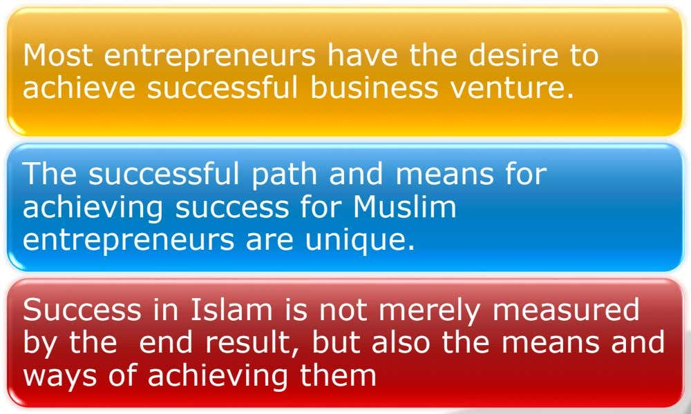 Most entrepreneurs have the desire to achieve successful business venture. The successful path and means for