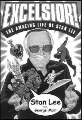 Autobiography of a man who helped define the role of the comics editor. Excelsior! The