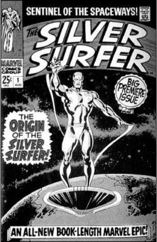 chief of the company. He still writes numerous comics today. The Silver Age closed on a