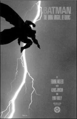 Writer/artist Frank Miller brought national attention to comics with his reimagining of Batman in his