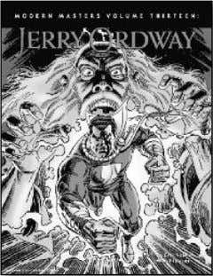 with COLOR ) $14.95 (120-page TPB with COLOR ) $14.95 V.13: JERRY ORDWAY (120-page TPB with