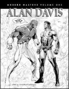 work! V.4: KEVIN NOWLAN (120-page TPB with COLOR ) $14.95 VOL. 1: ALAN DAVIS (128-page trade