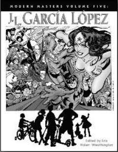 $14.95 VOL. 1: ALAN DAVIS (128-page trade paperback) $14.95 V.5: GARCÍA-LÓPEZ (120-page TPB with COLOR )