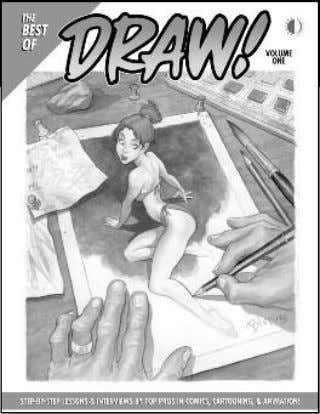 HOW-TO PUBLICATIONS & DVDS BEST OF DRAW! VOL. 1 Compiles material from the first two sold-out