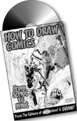 innovative comics! (208-page trade paperback) $24.95 HOW TO CREATE COMICS FROM SCRIPT TO PRINT DANNY FINGEROTH