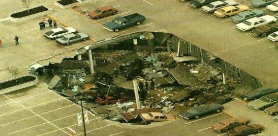 The Problem Burnaby Supermarket Construction Failure Tackling the situation On April 23, 1988 the rooftop parking