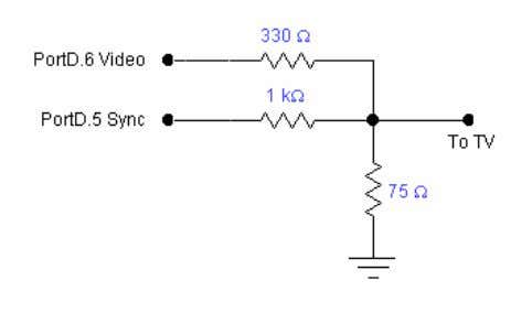 Data Input into ST K-500 (adapted from ECE 476 website) . Figure 22: Circuit for STK-500
