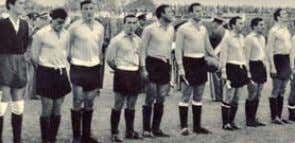 were convinced that they would succeed in the World Cup. Argentina con la camiseta de Malmoe.