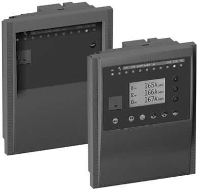 PE80147 1 PE50297 Sepam™ Series 40 a modular solution Sepam™ Series 40 with basic UMI and