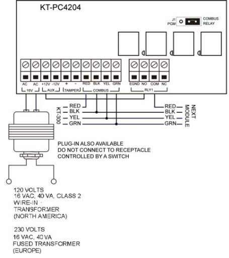 "used for Combus repower should be assigned as relays 1-4. NOTE: NOTE: Jumper 1 ""J1"" on"