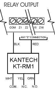 KT-300 Door Controller Installation Manual Applying Power NOTE: 1. After all wiring is completed, apply power