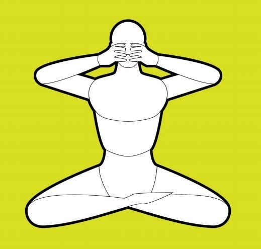 minutes close your eyes and rest for awhile before standing. Figure 5. Yoni Mudra The fundamental