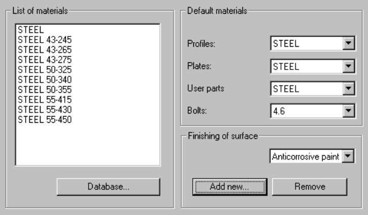 pane of the Project Preferences dialog, the parameter options are as shown. © 2010 Autodesk, Inc.