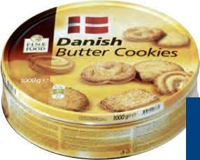 7. 99 8,79 FineFood Buttercookies Art.-Nr. 1902 1-kg-Ds. 5. 49 6,04 3. 39   3,73 22