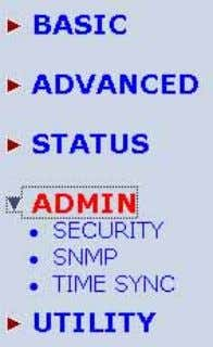 Administration This session introduces security and simple network management protocol (SNMP) and time synchronous. 53