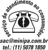 INC. 10899 - Kinghurst #220 Houston - Texas - 77099 - USA MINIPA DO BRASIL LTDA.